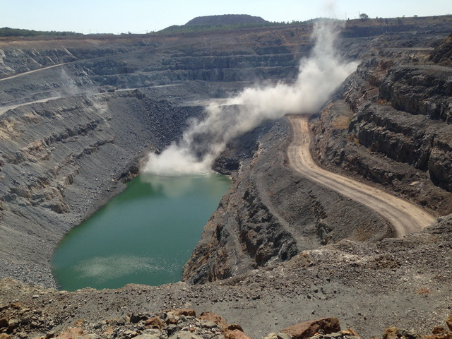 Southern mining