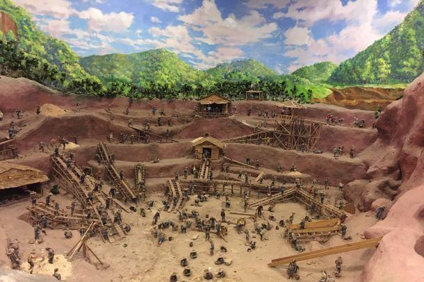 สุดยอดแหล่งรวบรวมความรู้ พิพิธภัณฑ์ เหมืองแร่ ภูเก็ต